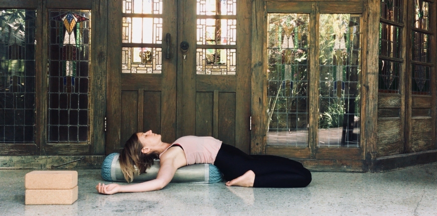 Workshop: 15.12.2018 : Stille & Energie – Yin Yoga, Meditation & Essentielle Öle